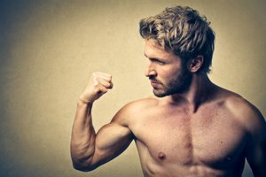 Testosteron macht gluecklich