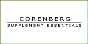 CORENBERG® Supplement Essentials Nahrungsergänzungen und Spezialpräparate