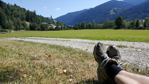 Ferien Laufen Steiermark