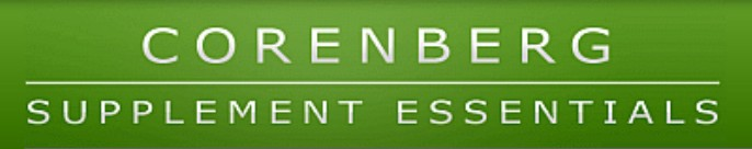 Logo CORENBERG Supplement Essentials