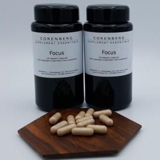 Doppelpackung Focus Mentalkapseln