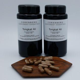Doppelpack Tongkat Ali Kapseln Pure Energie für Männer