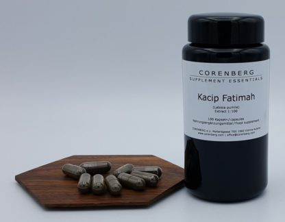 Kacip Fatimah capsules pure energy for women 2
