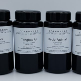 Complete Bundle: Tongkat Ali, Kacip Fatimah, Focus and Stressless Capsules