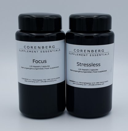 Bundle of Focus and Stressless Capsules