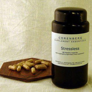 CORENBERG® Stressless Kapseln Rhodiola Withania 120Stk