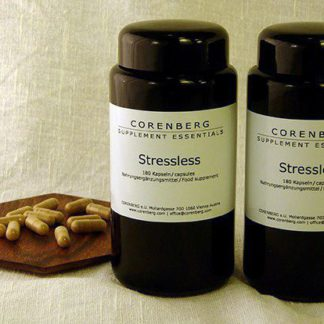 Doppelpackung Stressless Kapseln Rhodiola Withania
