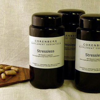 Stressless Kapseln CORENBERG® Rhodiola Withania 4x120Stk