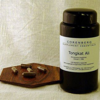 CORENBERG® Tongkat Ali Extract 1:200 Kapseln
